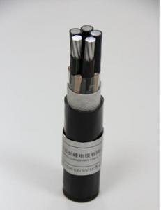 High conductivity 8000 alloy cable