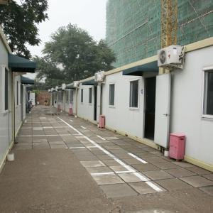 20FT sandwich panel container house for living homes