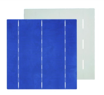 Poly-crystalline Solar Cell 156MM with Excellent Conversion Efficiency and Weak Light Performance