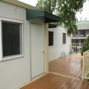 Fireproof Prefabricated Two Story Panel Container for Sale