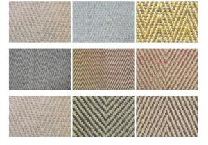 Thread Sisal Rug with Latex Back from China Factory
