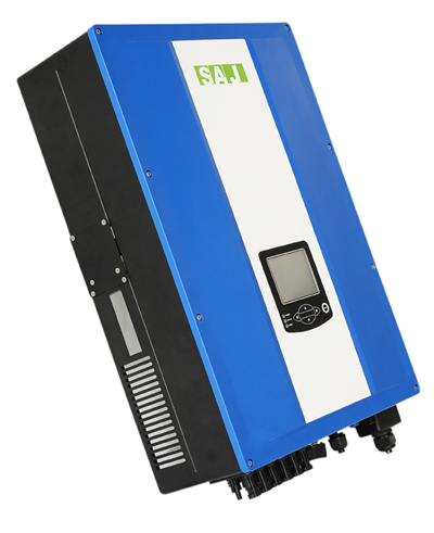 On gird solar inverter Suntrio-TL17K WITH 2 MPPT