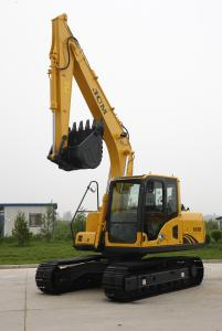 MC136DR-8 Hydraulic Driller, special working device, 13 tons excavator