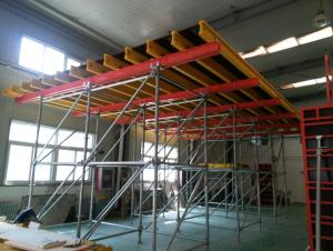 Roof Template Timber Beam Formwork System