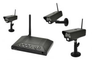 Digital Wireless Home Surveillance CM-2