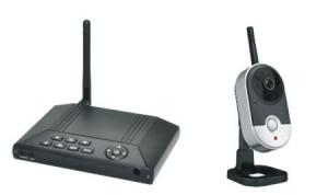 Digital Wireless Home Surveillance CM-4