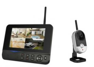 Digital Wireless Home Surveillance CM5