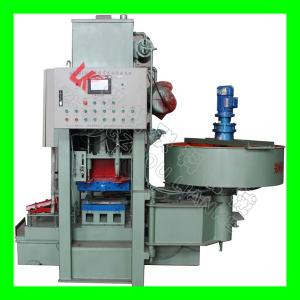 Full-automatic Concrete Tile Making Machine for Roof, Wall or Floor Usage