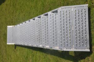 Aluminium Ladder Scaffolding Equipment