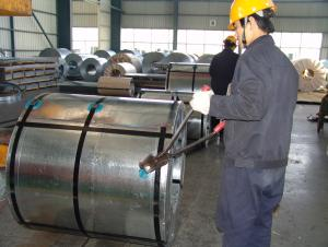Pre-painted Galvanized Steel Coils/ PPGI/GI