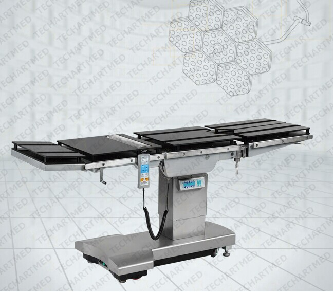 super deluxe multi-functional medical surgical table with C arm