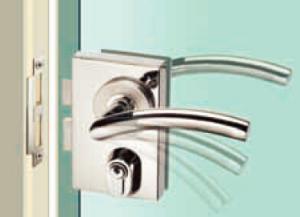 Door Lock for Frameless Glass Door BS43L/ BS43R