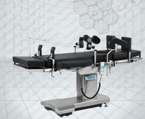 radiolucent orthopedic operating tables with C arm compatible