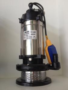 Stainless Steel Submersible Water Pump QDX1.5-32-0.75F