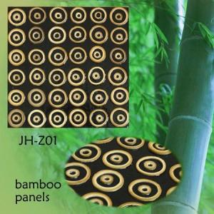 Bamboo Mosaic Decoration Materials Hot Sale