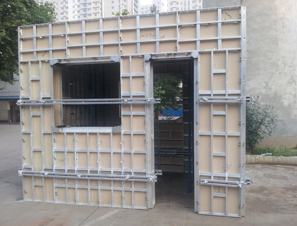aluminum formwork for build