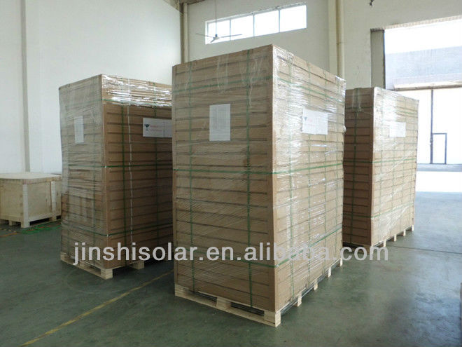 TUV Certification of 290w Poly Solar PV Module