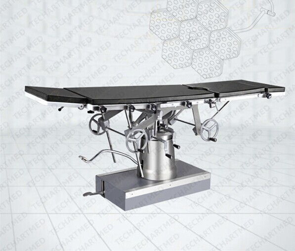 medical supply:manual hydtrulic economical operating table
