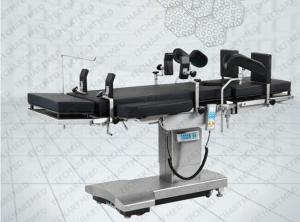2014 C arm Compatible Hospital Operating Theatre Table