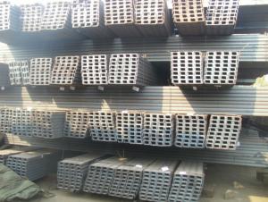 GB Q345 Steel Channel