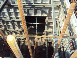 Customized AL 65 Aluminum Formwork for Concrete Wall Formwork