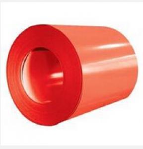Bright Red PPGI Sheet