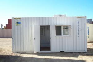 Prefabricated Steel Structure Container Home 001 Style