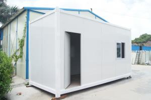 Prefabricated Steel Sturcture Luxury Container House with Good Quality
