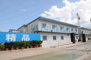Prefabricated Steel Structure Modular Houses 003 Style with Good Quality