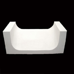 FUSED CAST BRICK with High Quality