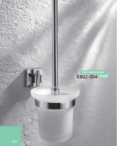 Brass Bathroom Accessories- Toilet Brush Holder KB02-004