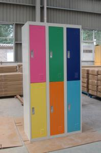 6 Doors Storage Cabinet