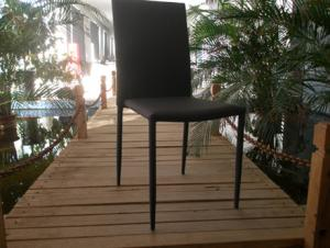 2014 hot selling dining chair pu chair made in china E25
