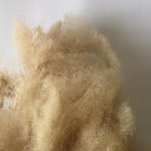 Polyester Saple Fiber 6DX64MM for Geo textile