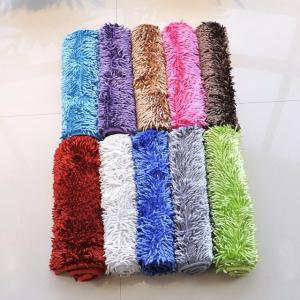 Anti-slip base living room floor mat bath room mat