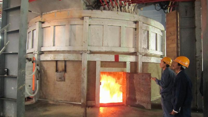 High Carbon Ferrochrome Furnace