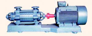 Horizontal Single-suction multistage centrifugal pump