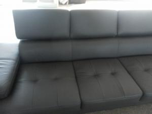 Hot sale leather sofa in Europe market 715