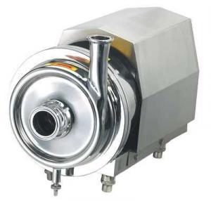 Stainless Steel Sanitary Pump