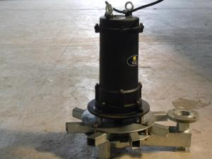 Submersible aerator in QXB