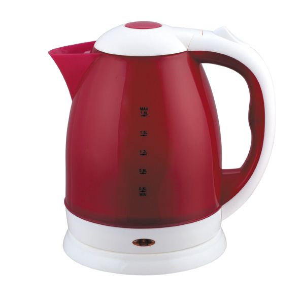 Hotel Food Materil Plastic Electric Kettle