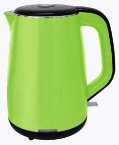 Cordless and 360º Rotational Base Plastic Electric Kettle