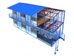 Sandwich Panel Prefabricated House