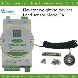 Good  lift parts elevator overload sensor, low cost load cell EWD-GA match EWD-RL-SJ3