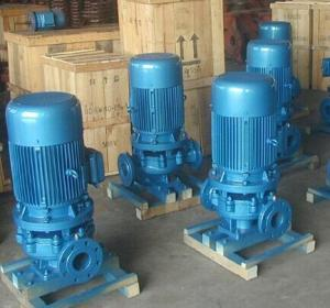 ISG Vertical Centrifugal Water Pump
