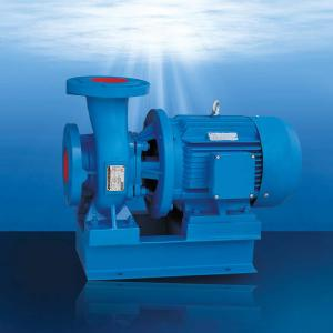 SLW series horizontal end suction monoblock pump
