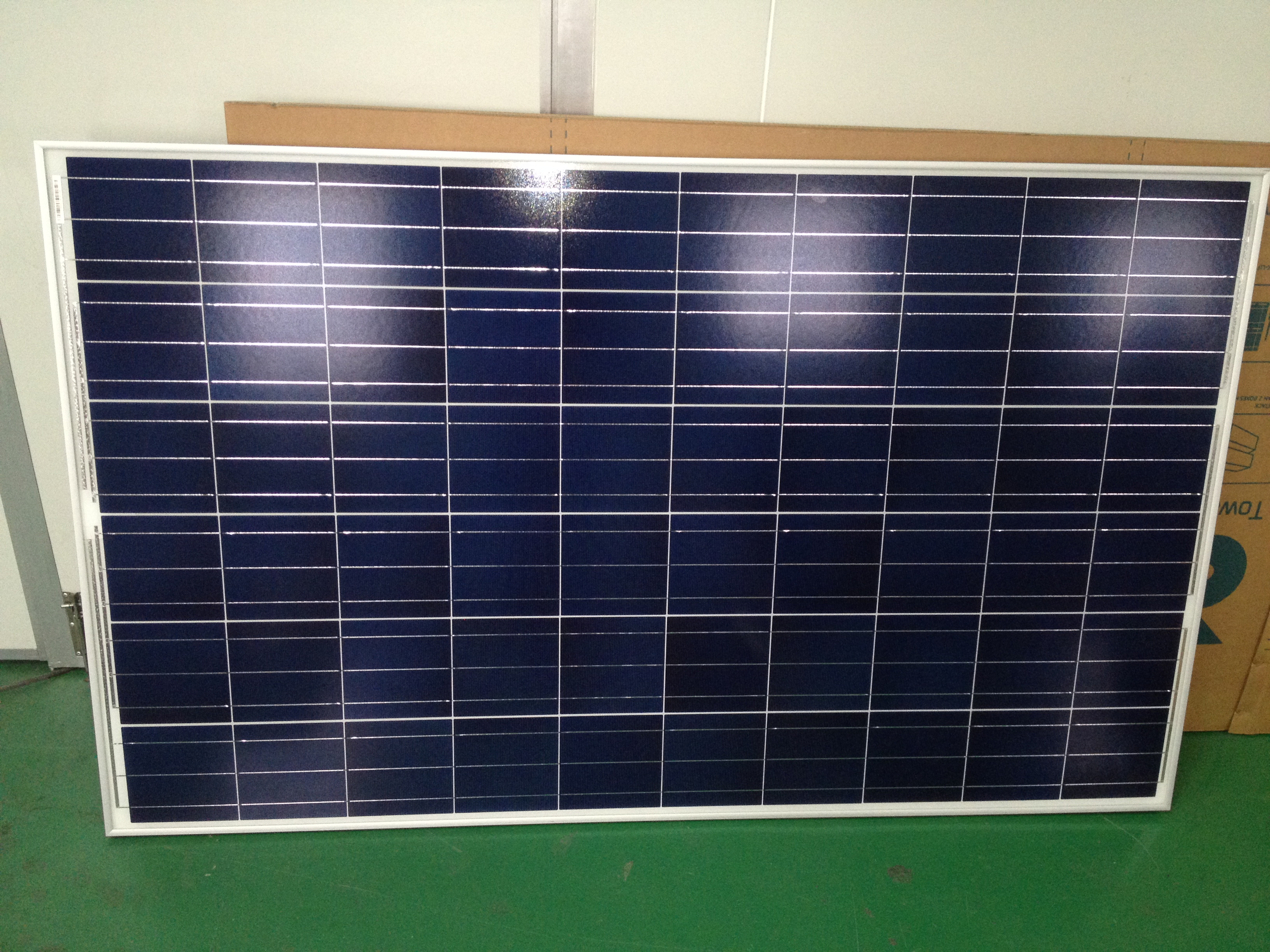 Polycrystalline Solar Panels-120W-Apply to Small Solar System