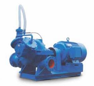 SLQS type horizontal self priming split casing double suction pump