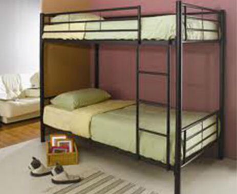 Heavy Duty Metal Bunk Bed Modern Design CMAX-A15