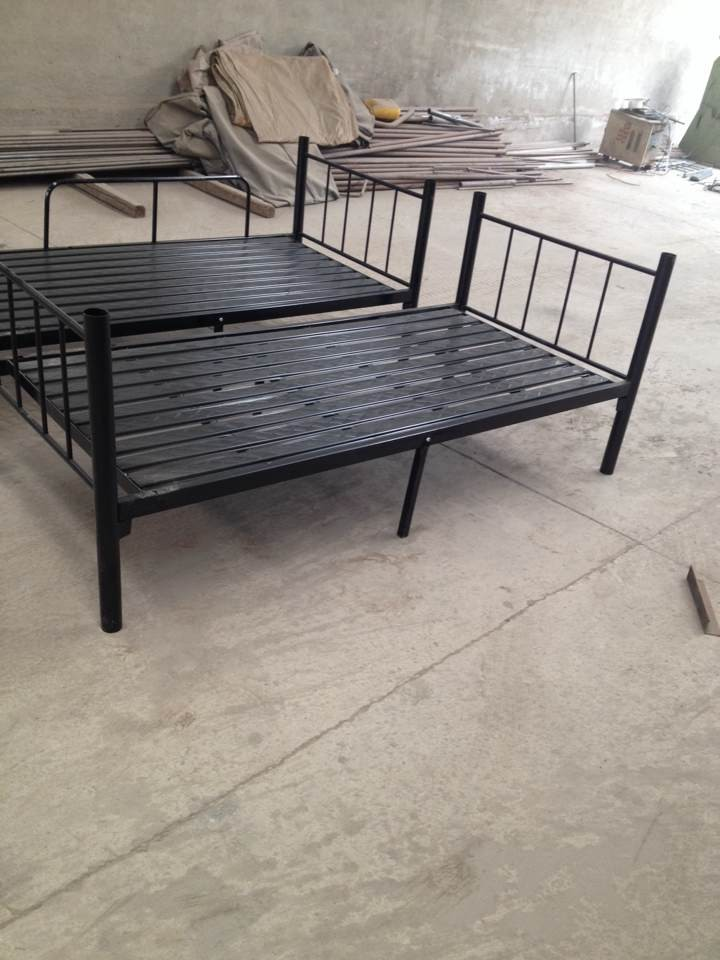 Hot  Sale  Heavy  Duty  Metal  Bunk Bed YX48BB